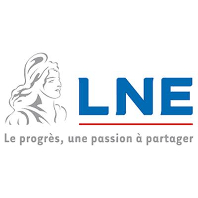 logo du LNE Laboratoire national de métrologie et d'essais